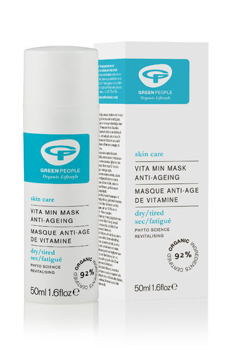 Green People Vita Min Mask 50 ml