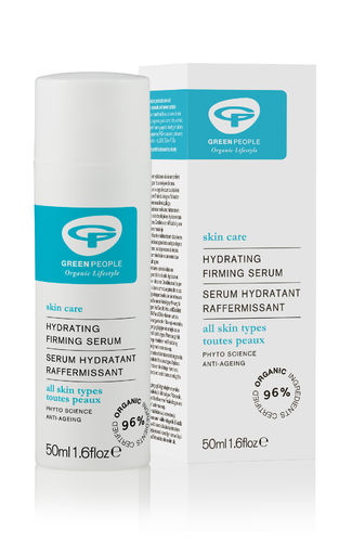 Green People Gentle Tone Hydrating Firming Serum 50 ml