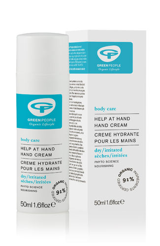 Green People Help At Hand Käsivoide 50 ml