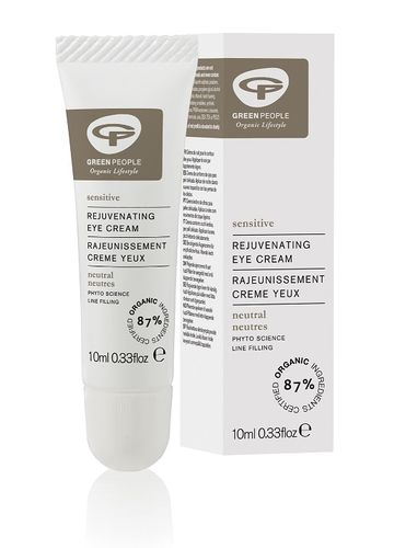 Green People Sensitive Rejuvinating Eye Cream 10 ml