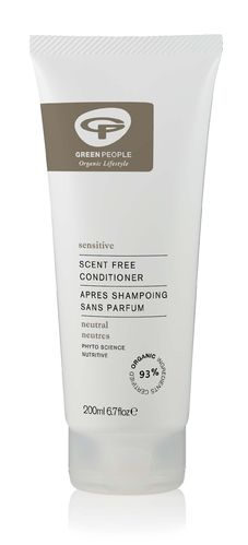 Green People Sensitive Scent Free Conditioner 200 ml