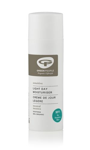Green People Sensitive Light Day Moisturizer 50 ml