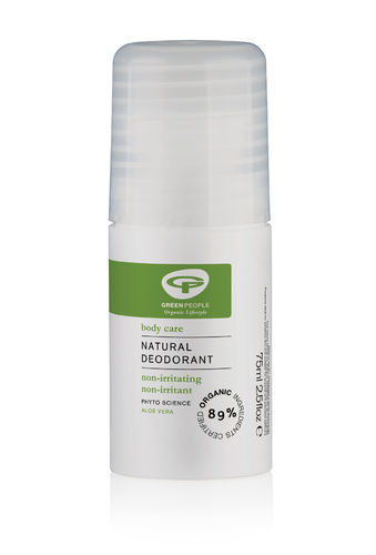 Green People Aloe Vera Roll-on Deodorantti 75 ml
