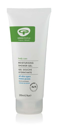 Green People Moisturizing Shower Gel Suihkugeeli 200 ml