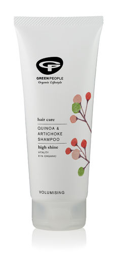 Green People Quinoa & Artichoke Shampoo 200 ml