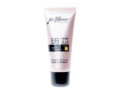Joe Blasco BB Cream 5in1 - sävyttävä päivävoide Light 30 ml