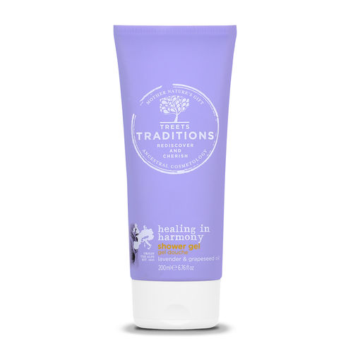 Treets Traditions Healing in Harmony Suihkugeeli 200ml