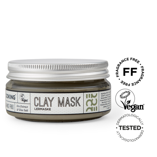 Ecooking Clay Mask savinaamio 100 ml