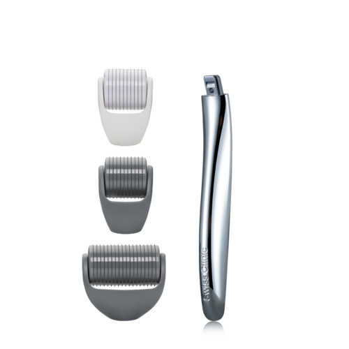 Swiss Clinic Skin Roller 3 in 1 -mikroneulausrullapaketti