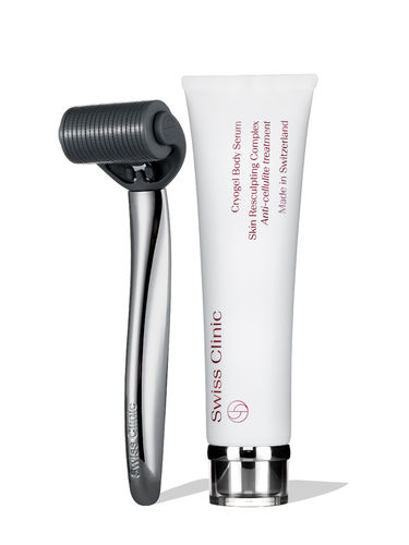 Swiss Clinic Body Microneedling Home Treatment mikroneulauspaketti