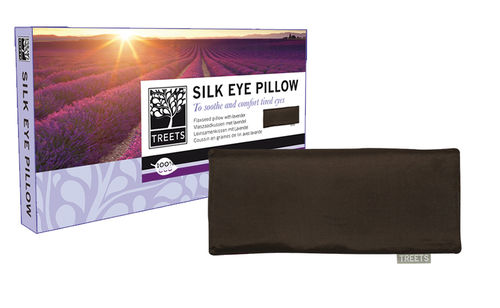 Treets Wellbeing Silk Eye Pillow