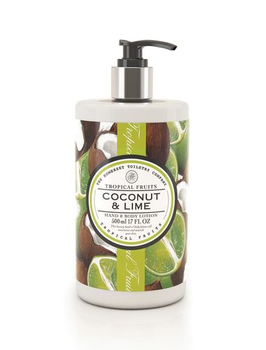 Coconut & Lime Hand & Body Lotion 500ml