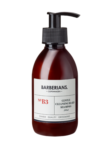 Barberians Cleansing Beard Shampoo 200 ml