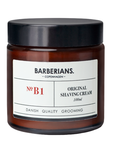 Barberians Shaving Cream 100 ml